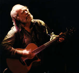 Robert Hunter ca. January 2008 - by Zooma