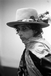 Bob Dylan c. 1975 (photo credit: Estate of Ken Regan/Ormond Yard Press)