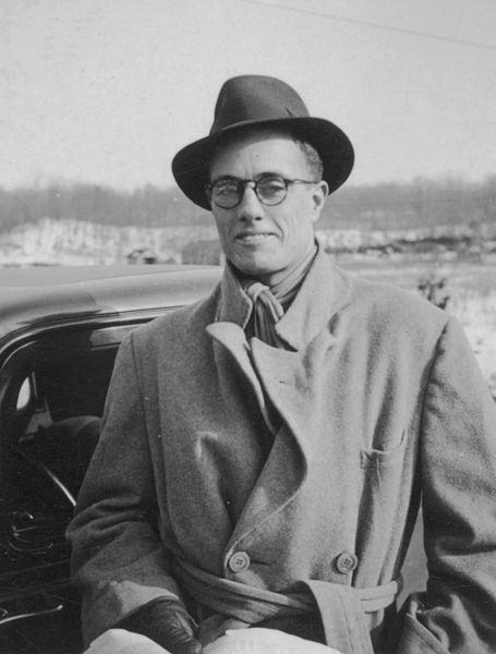 John Lomax, ca 1930's