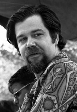 Dave Van Ronk performs at the 1968 Philadelphia Folk Festival - Diana Davies - Creative Commons Attribution-Share Alike