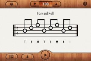 Banjo Rolls Trainer App