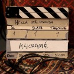 Hekla Stalstrenga: Makrame