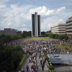 """Moral Monday"" protesters"