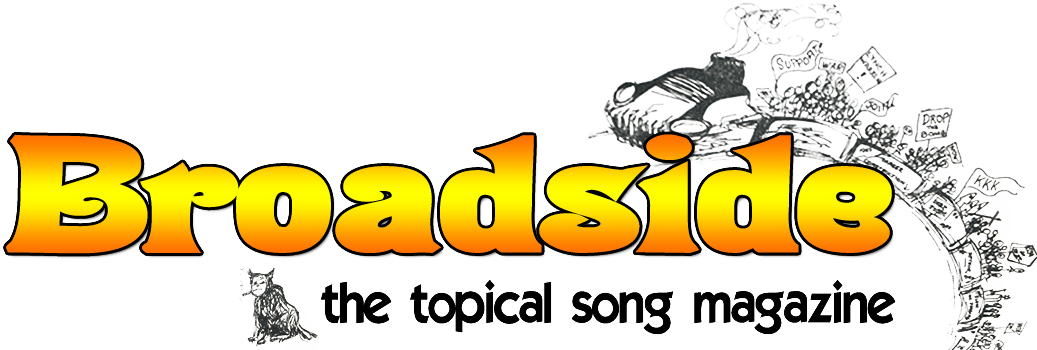 Broadside Magazine Logo