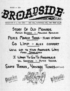 Broadside #5