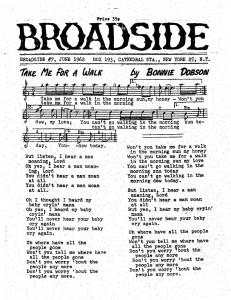 Broadside #7