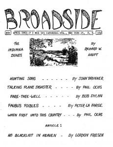 Broadside #24