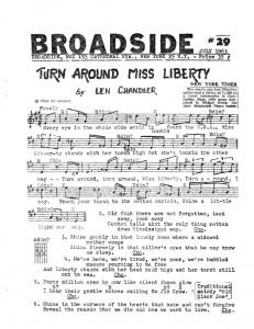 Broadside #29
