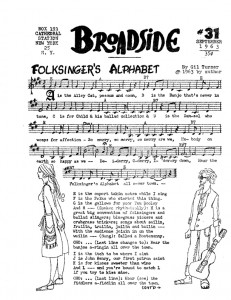 Broadside #31