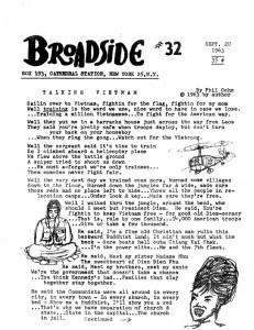 Broadside #32