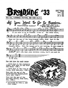 Broadside #33