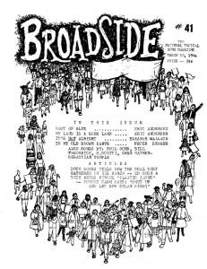 Broadside #41