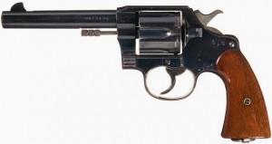 US Army Colt Model 1909 .45 Revolver