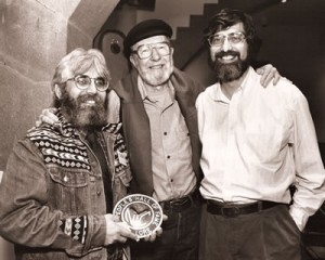 Mark Moss, Pete Seeger & Roger Deitz