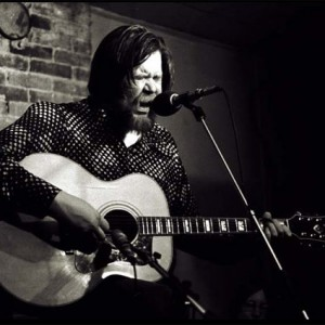 The raucous and joyful Dave Van Ronk