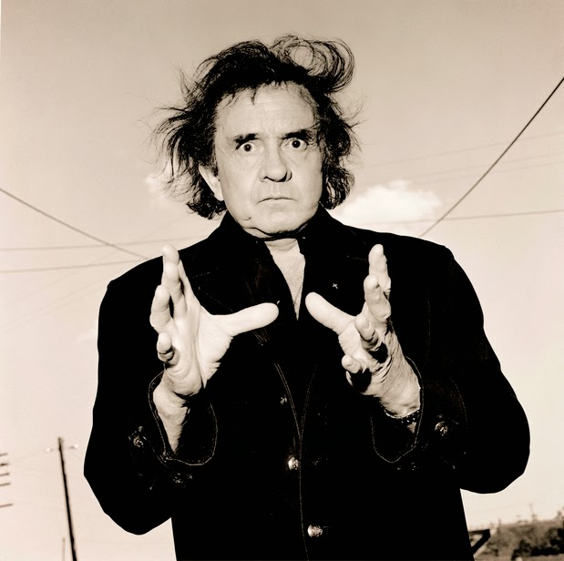 """There is that beast there in me, and I got to keep him caged or he'll eat me alive."" - Johnny Cash, 1994"