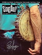 Sing Out! v.55#4: Anais Mitchell, The Paul McKenna Band, Kitka, David Rovics, Dave Van Ronk, and our tribute to Pete Seeger