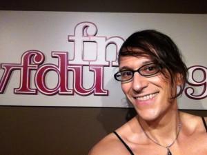 Mya Byrne at WFDU-FM