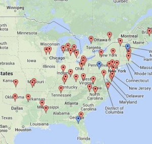 A Community Sings map? Heck, yeah!