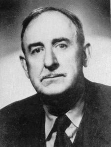 Howard Odum, ca. 1930