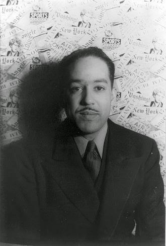 Langston Hughes, 1936, by Carl Van Vechten Library of Congress, public domain
