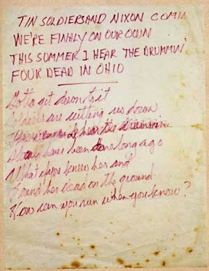 Shouldve been done long ago ohio part 4 sing out was it the evocative and challenging lyrics was it the angry guitar riffs was it the martial beat all of these factors played a role stopboris Images