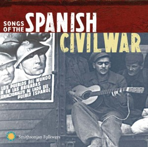 Various: Songs of the Spanish Civil War