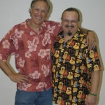 Tom Chapin and Ron Olesko
