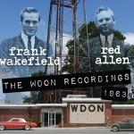 Frank Wakefiend Red Allen WDON
