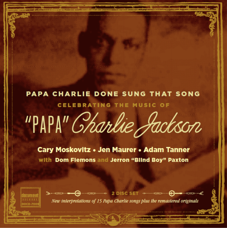 Various Artists: Papa Charlie Done Sung That Song