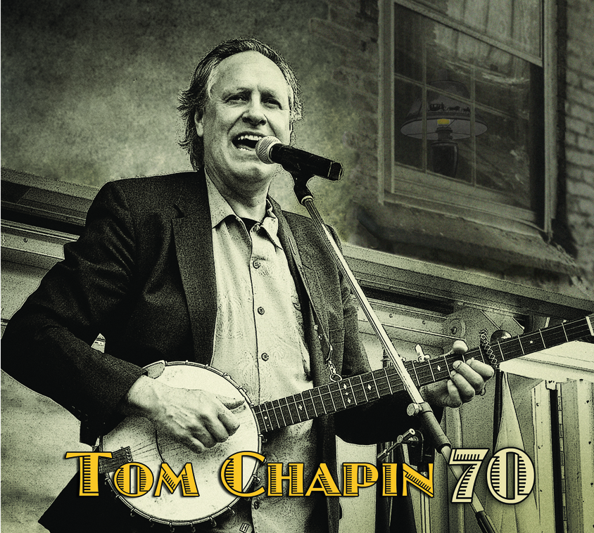 TOM CHAPIN: 70