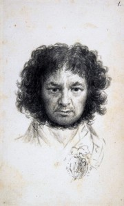 "Francisco Goya: ""Self Portrait"" (1795) (Source: Wikimedia)"