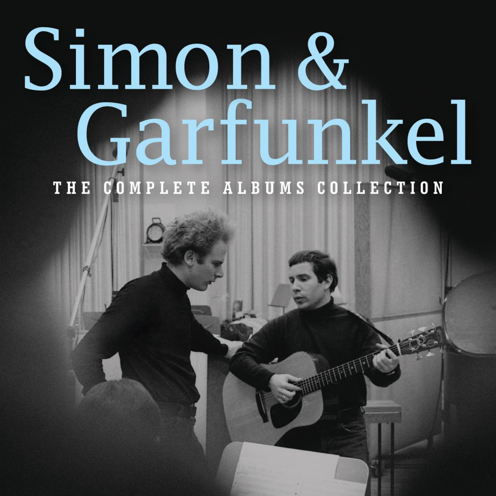 Simon and Garfunkel: The Complete Albums Collection
