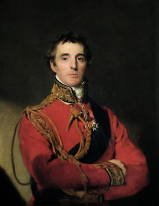 "Thomas Lawrence: ""Sir Arthur Wellesley"" (1814) (Source: Wikipedia)"