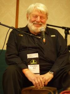 Theodore Bikel at NERFA - photo by Wanda Adams Fischer