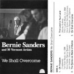 We Shall Overcome by Bernie Sanders