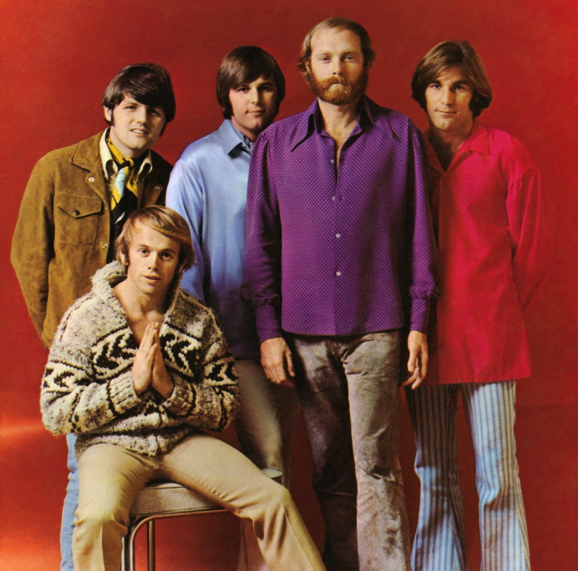 Image result for the beach boys 1968