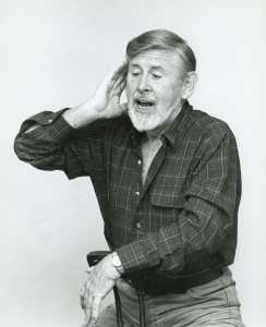 Ewan MacColl (photo by Chris Taylor)