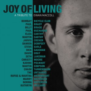 Joy of Living CD cover (Cooking Vinyl Records)
