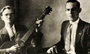 Dorsey and Howard Dixon (1930s) (publicity photo)