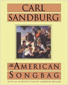 Sandburg's The American Songbag