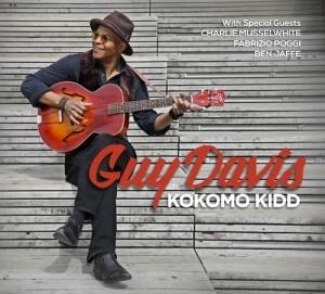 Guy Davis - Kokomo Kidd CD