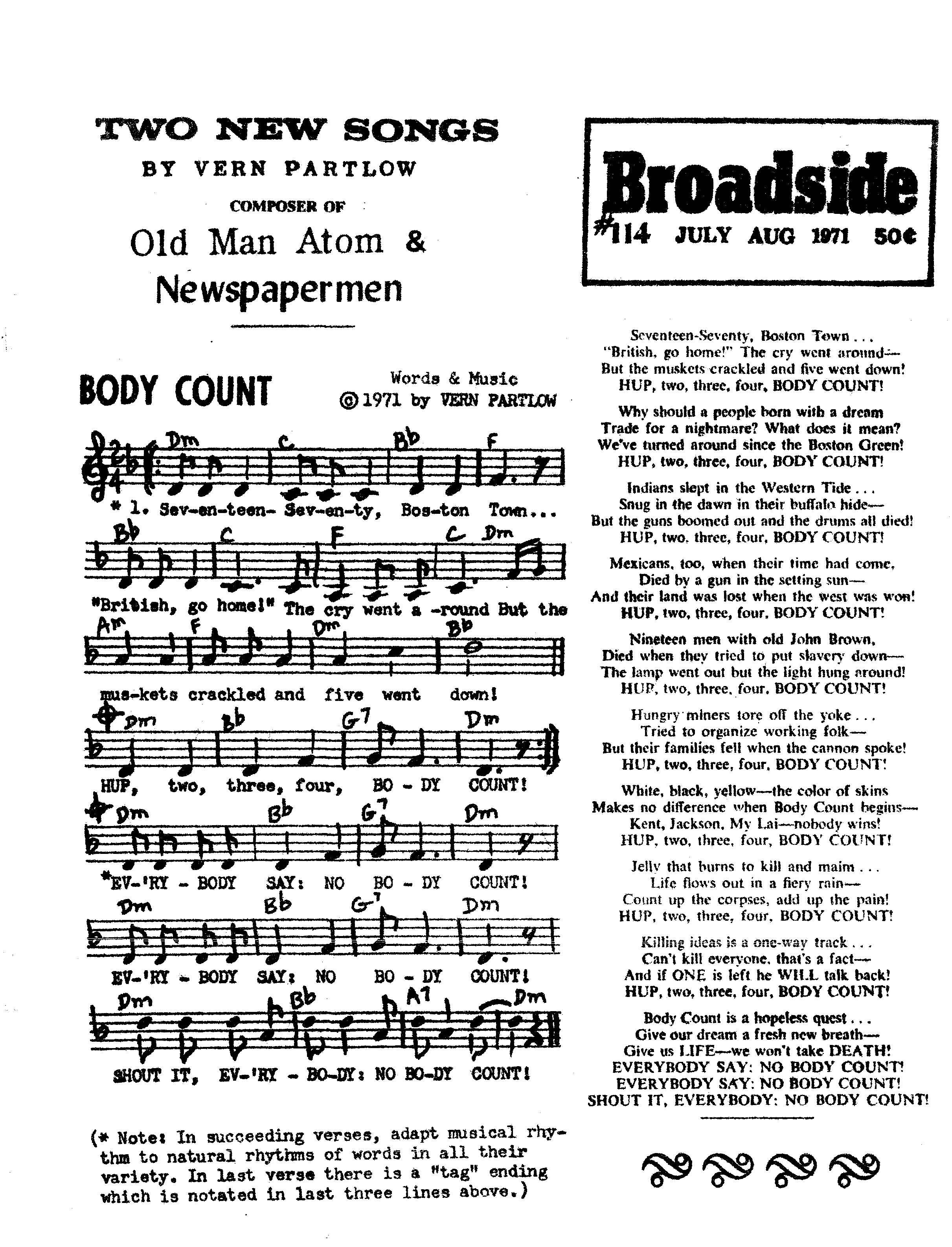 Broadside #114