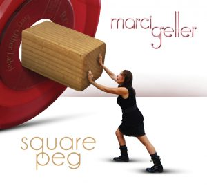 Square Peg CD Cover