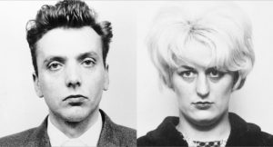 Mugshots: Ian Brady and Myra Hindley (1965) (police photos; PA)