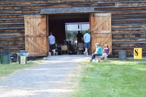 Dutch Barn at Altamont Fairgrounds