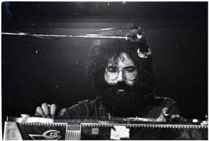 Garcia on pedal steel, Sargent Gym, Boston University - November 21, 1970