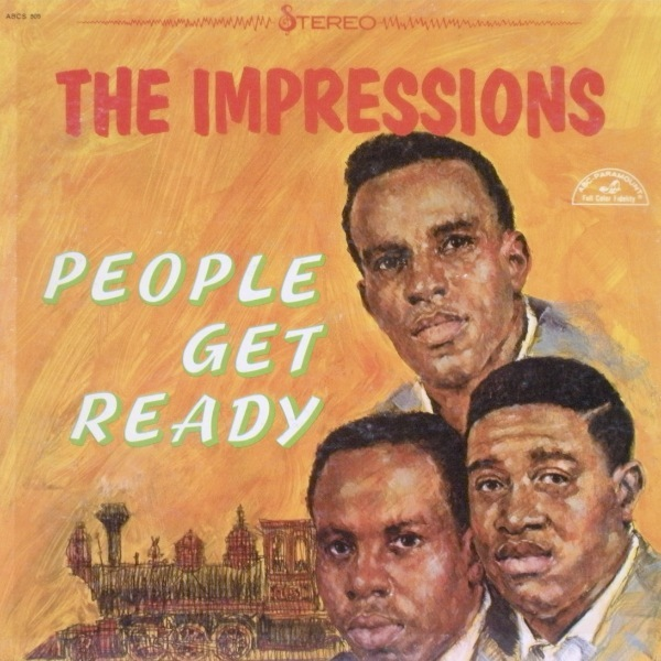"""Cover of """"People Get Ready"""" by The Impressions"""